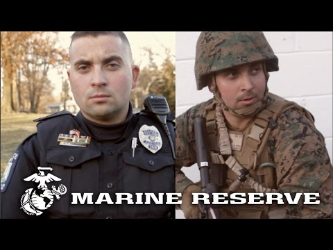 Nicholas Rhodes: Police Officer and Marine Corps Reservist