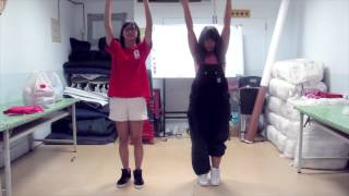 2014-1011烈火青春x排舞教學影片