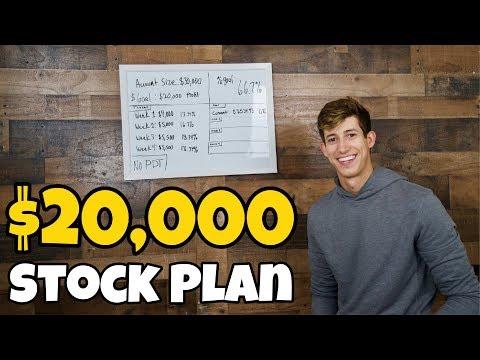 THE $20,000 PROFIT STOCK MARKET GROWTH PLAN