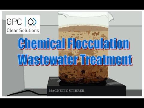 Flocculation Wastewater Treatment
