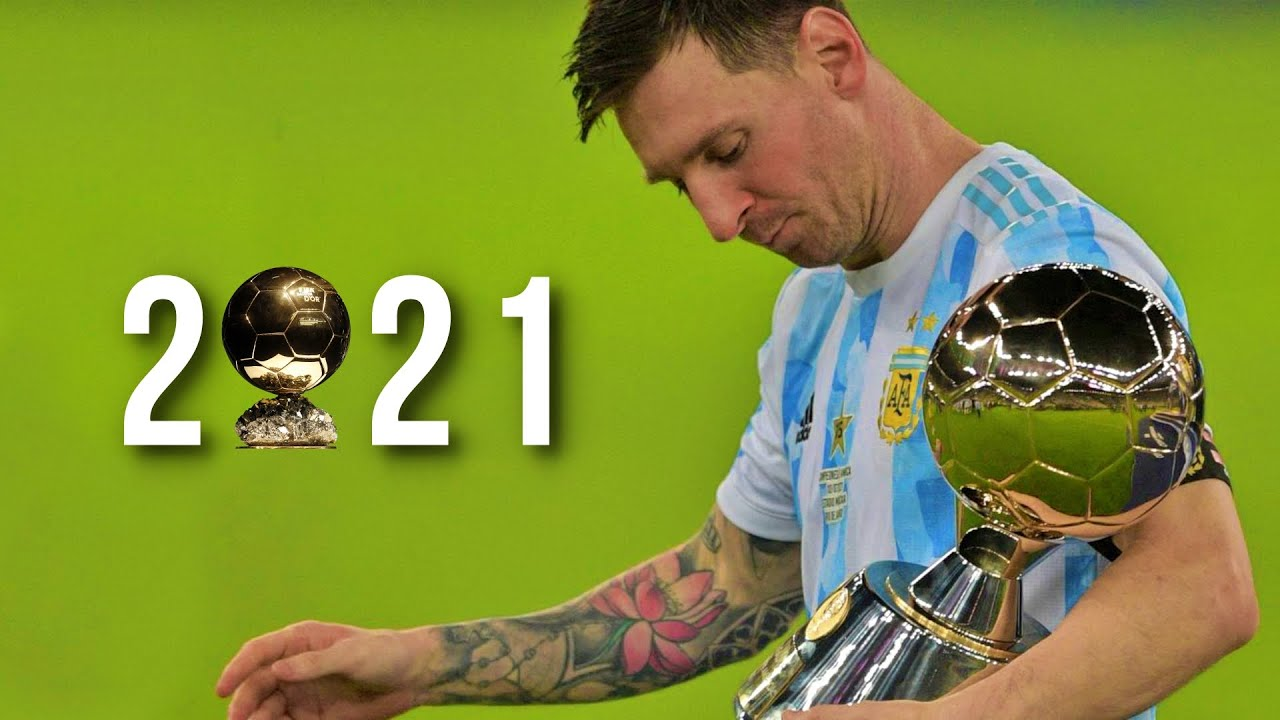 Download Lionel Messi is the Only One who Deserves the Ballon d'Or 2021