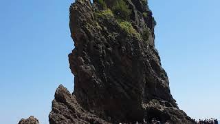 울릉도3 거북바위