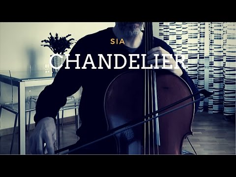 Sia - Chandelier for 4 cellos (COVER)