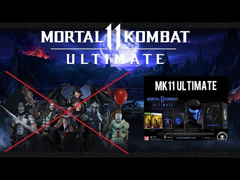 Mortal Kombat 11 - No More DLC Content. Here's Why...  