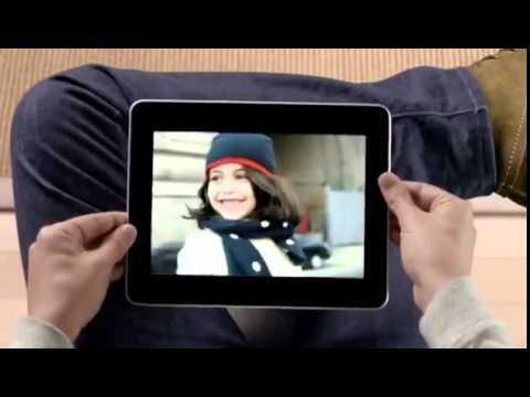 iPad 1 Commercial