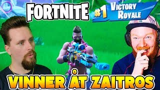 WINS A MATCH FOR ZAITR0S IN FORTNITE * NEW SUMMER SKINS * I CLUTCH