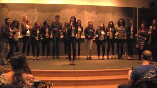 Up The Ladder To The Roof A Cappella Cover (opb. The Supremes)