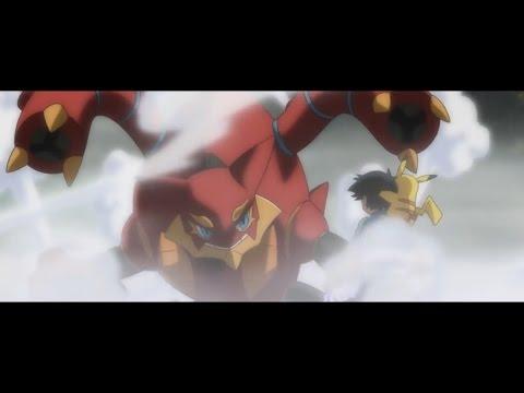 Pokémon the Movie- Volcanion and the...