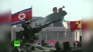 КНДР может запустить ракеты в день рождения Ким Ир Сена