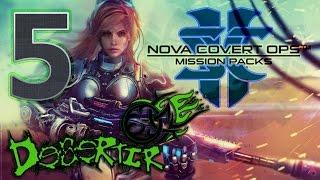 Starcraft 2 - Нова: Незримая Война | Ужас в Ночи | Часть 5 (Нова: Секретная Операция)