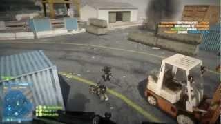 Battlefield 3 - Sniper Gameplay Test
