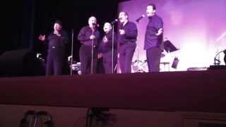 The Dons of Doo Wop - Lorraine done Acapella Live at Kings Point Theater Delray Beach, FL.