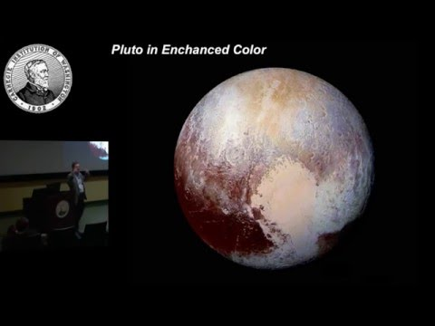 "Hal Weaver ""The Exploration of Pluto and the Kuiper Belt by New Horizons"""