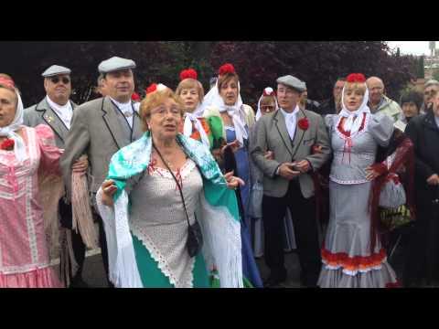 Si te casas en Madrid... chotis en San Isidro 2013