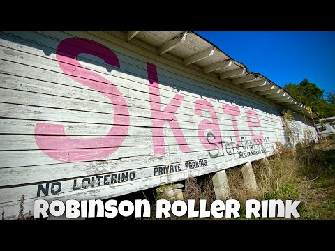 Matt & Colby vs. The Abandoned Skating Rink - Robinson Roller Rink, Laurel Mississippi
