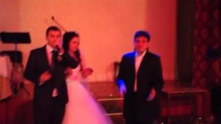 Видео отзыв  Ведущий   Владимир Ботов  Свадьба Рустама и Альбины 14 06 2013г