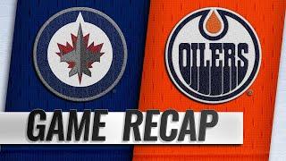 Rattie, McDavid lead Oilers to 7-3 victory