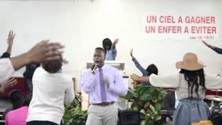 Worship & Word 2015: Ministered Word