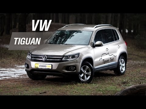 Volkswagen Tiguan Обзор Автомобиля, Мнение и Впечатления VEDDROIMHО на Veddro.com