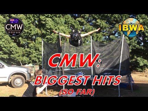 Introducing CMW to The International Backyard Wrestling Alliance- IBWA 2018