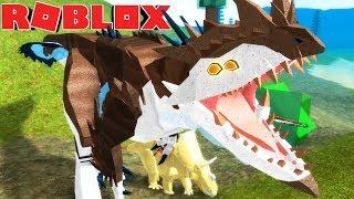 Dinosaur Simulator (Roblox)-NEW Avinychus Hybrido, hunting Glass Skins! -(#88) (EN-BR)