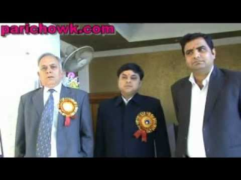 Radha Govind College - Seminar on New Dimensions of Educational Technology - Dr. P.K.Seth.