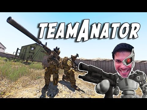 TEAMANATOR - BEST TEAM KILLS (Funny Moments Compilation) Arma 3 Battle Royale Mod