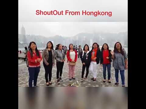 CYBERPINOY RADIO LISTENERS FROM HONGKONG