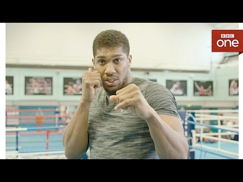 How Anthony Joshua is planning to beat Klitschko - Anthony Joshua: The Road to Klitschko - BBC One