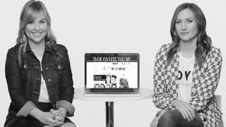 The Newly Designed WHO WHAT WEAR Video Thumbnail