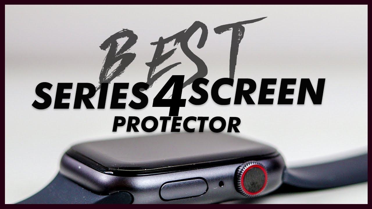 super popular 8382c 5aa65 Skinomi Apple Watch Series 4 Screen protector | The Best!
