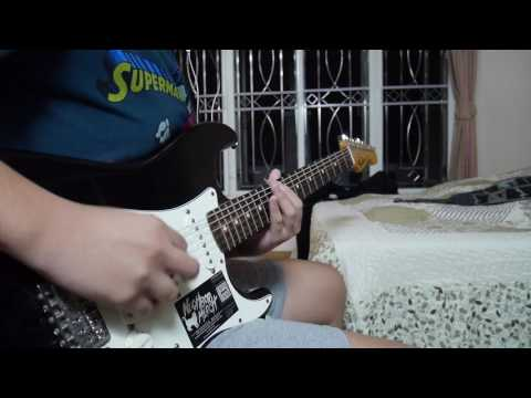 Crown The Empire - Payphone (Guitar Cover)