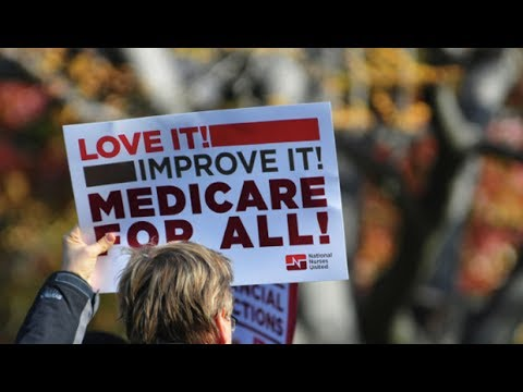 Democratic Party Resistance to Medicare for All Traceable to Campaign Funding