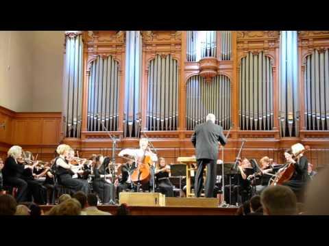 "Camille SAINT-SAËNS: ""Allegro appassionato"" in B minor, Op.43, for cello and orchestra"