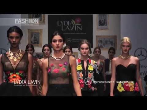 LYDIA LAVIN Mexico Fashion Week Fall 2015 by Fashion Channel