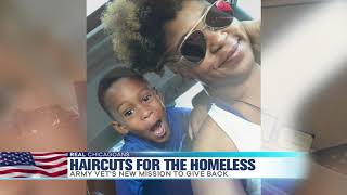 Real Chicagoans | Haircuts for the Homeless