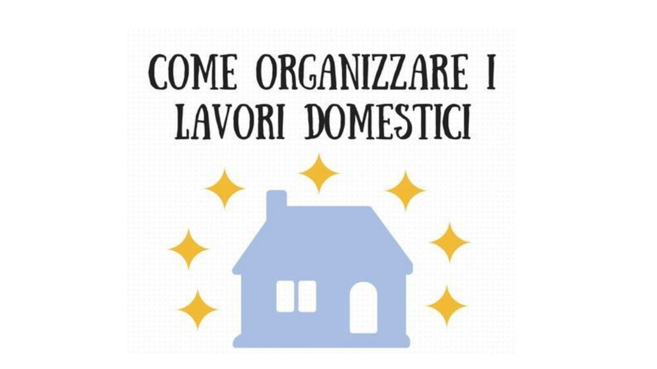 Come Tenere Pulita La Casa ✿ come tenere la casa pulita : il mio planning ✿
