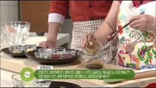 최고의 요리비결 - 최고의 요리 비결 - 정미경_닭볶음탕,명엽채볶음_#002
