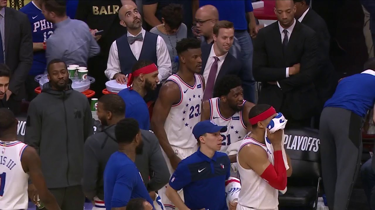 Jimmy Butler seemingly encourages Joel Embiid to join him in ...