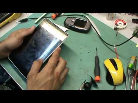 Huawei T1 8.0 тачскрин, замена - YouTube