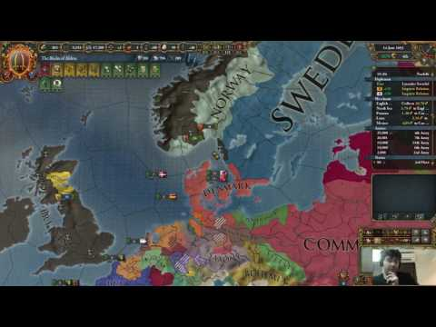 EU4 Achievements:  Custom Nation Schmorgasborg: Part 8, Scoring Scandinavia