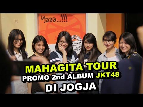 Mahagita Tour Promo 2nd Album JKT48 di Jogjakarta