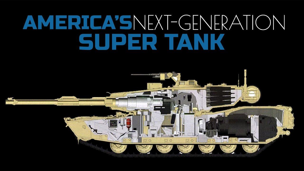 Finally! The Army develops next generation Super tank