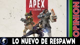 Baixar APEX EL NUEVO BATTLE ROYALE DE RESPAWN / EA / ELECTRONIC ARTS