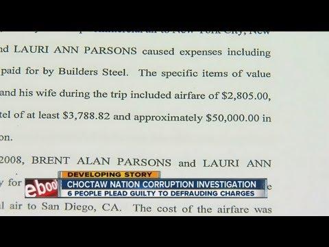 Choctaw Nation corruption investigation