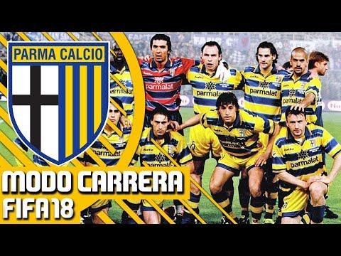 FIFA 18 Modo Carrera: El regreso del Parma - Ep. 1