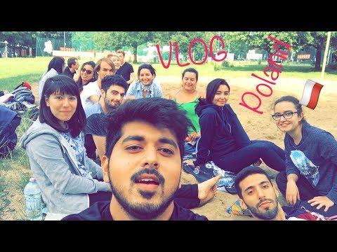 Stawy Jana | Weekend VLOG | Poland | Lodz | IAESTE | Indian student life in Poland |