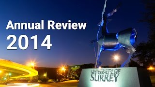 University of Surrey Annual Review | 2014
