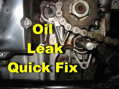 Ktm Sxf Countershaft Oil Leaks