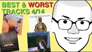 Weekly Track Roundup: 4/14 (ScHoolboy Q, Tame Impala, Rammstein, King Gizzard)